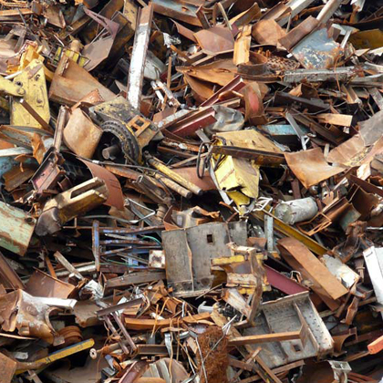 Metal Scrap Inspection Services