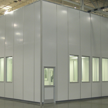 Cleanroom Designing & Validation Labs