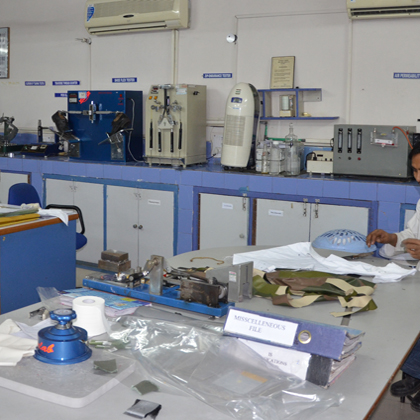 Textile Training Labs in Delhi