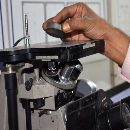 Metallography Testing in Kolkata